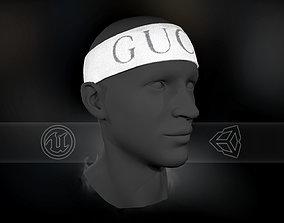3D asset realtime Gucci Headband