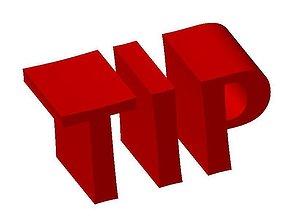 TIP Word 3D printable model