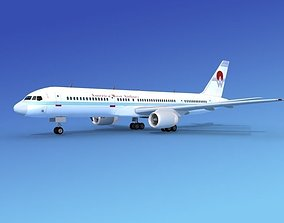 Boeing 757-200 America West Airlines 3D model