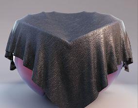 PBR Fabric Texture 3D