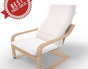 stall 3D model Chair