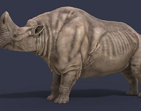 3D model Embolotherium
