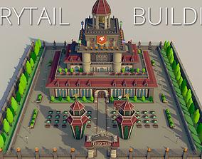 Fairy Tail Guild Building - 3D