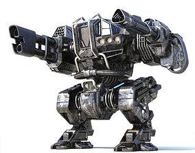 3D model Heavy Robot