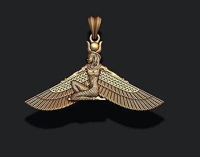 3D print model religiou Isis pendant