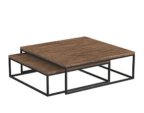 Lehome T302 Coffee Table 3D model