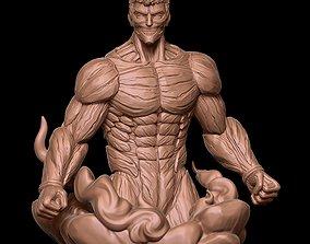 armored titan 3D print model
