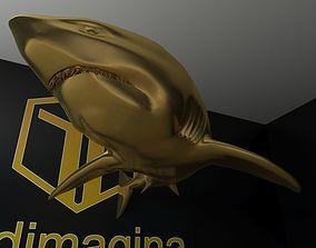 3d 3D print model Shark