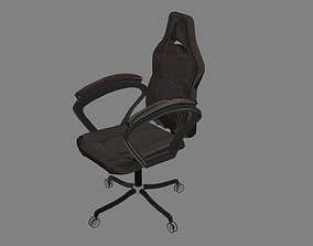 3D office chair furniture chair-office