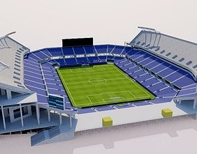 Orlando Citrus Bowl - Camping World Stadium 3D asset