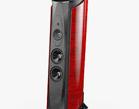 Sonus faber Aida Red 3D model
