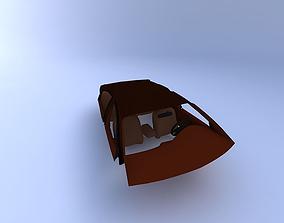 3D model 1999 Dodge Intrepid Interior