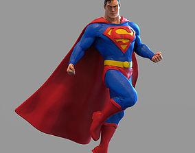 Superman - Alex Ross Concept Art 3D print model