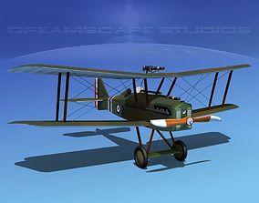 RAF SE5A Fighter V09 3D