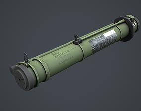 RPG-30 hook-Kryuk 3D model