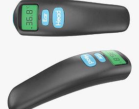 Digital thermometer Laser 3D model
