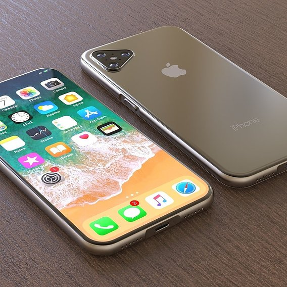 iPhone XI 2018 concept