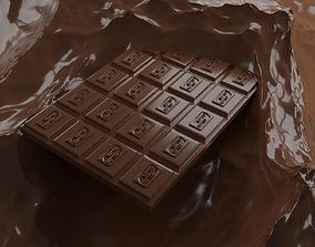 Chocolate 3D model