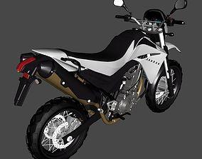 Yamaha XT660R 3D