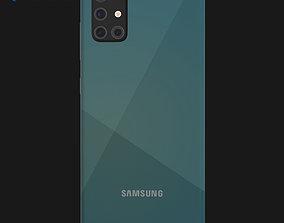 E3D - Samsung Galaxy A51 Prism Crush Blue