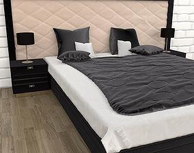 Bed IMTUN 3D model