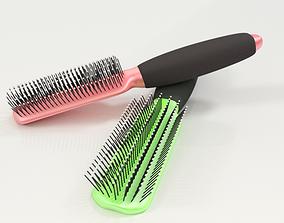 Hairbrush 3D model