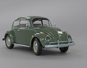 3D asset vw bug