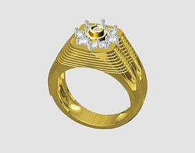 gents ring 7f 3D printable model