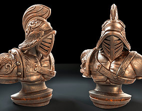 Gladiator sculpture for 3D printing