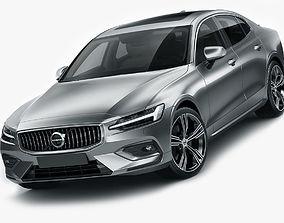3D Volvo S60 2019