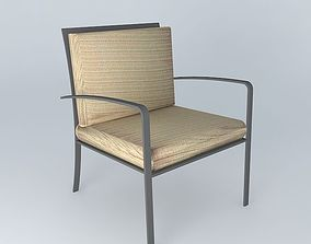 3D Armchair BODRUM houses the world