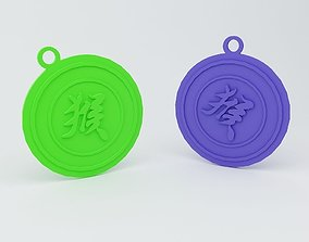 3D printable model Year of the Monkey