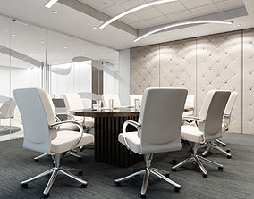 3D Corporate Office Interior