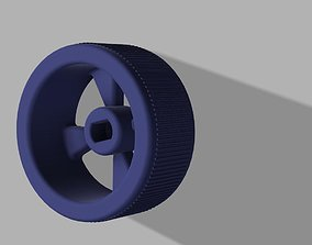 Arduino Wheel 3D printable