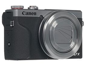 Canon PowerShot G7 X Mark III 3D