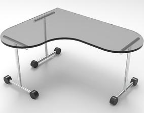 Table 21 3D print model