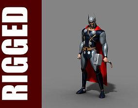 Thor Rig 3D model