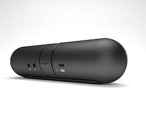 3D model Beats audio pill