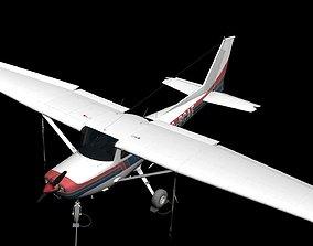 Cessna C152 3D model