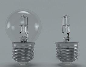 3D LIGHT BULB No3