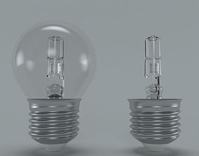 3D LIGHT BULB No3