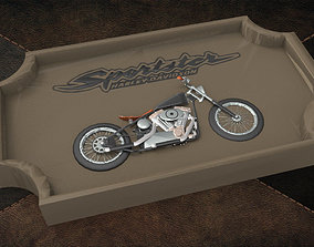 3D print model Harley Davidson Sportster Sign