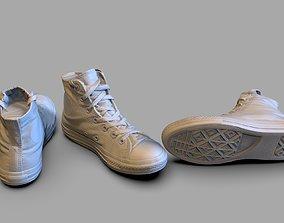 Converse All Star Chuck Taylors 3D model