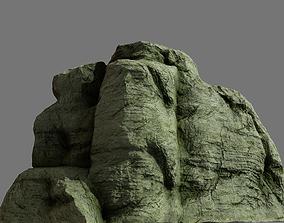 3D model Desert Cliff