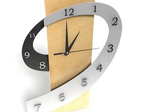 3D model Modern Artistic Clock
