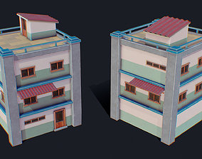 3D asset realtime House of Color H