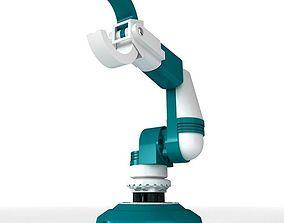 3D Robotic Arm gears