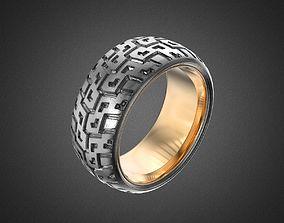 SHINOMONTAGE Ring RG0019 3D print model