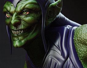 figure Green Goblin For 3d Print