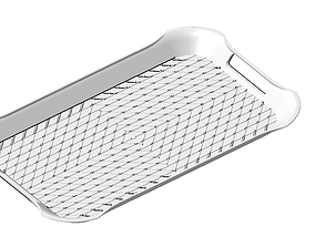 3D printable model Serving Tray